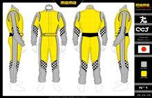 久々に特注レーシングスーツ製作