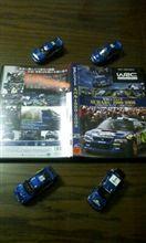 WRCレジェンド SUBARU 1990~2008
