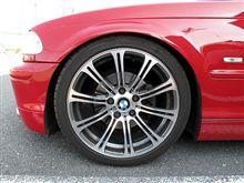 318i Mスポーツ 車高調