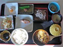 菅平カゾラーレ♪妻朝食