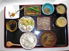 菅平カゾラーレ♪夫朝食