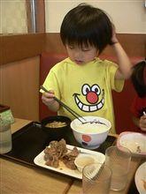 石川県 金沢市 松屋 金沢示野店 カルビ焼肉定食