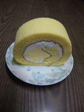プリンロールケーキ☆