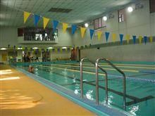 社内水泳大会