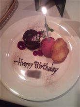 弟の誕生日!