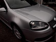 VW-50 洗車(38)・・・o(▼_▼θ