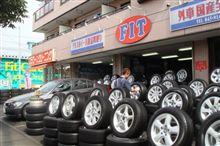タイヤ保管の更新してきました