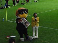 ベガルタ仙台×ロアッソ熊本 サッカーJ2 2009 第42節 ユアテックスタジアム仙台(宮城県)