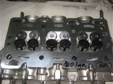 カプチーノ エンジンオーバーホール・ヘッド編(EA11R)