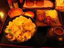 小作駅前の丼モノ屋「味里丼」