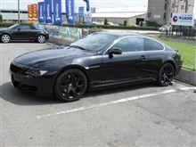 華麗なる一族...いやいや1台...変身して頂きました。  BMW E63