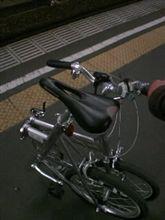 折り畳み自転車のすすめ。