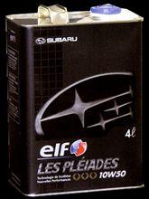 【B4】elf Les Pleiades 10W50