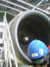 飛行機の整備