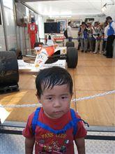 '09鈴鹿・F1日本GP観戦記