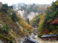2009 紅葉 その2 磐梯・米沢