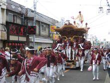 祭り(ダンジリ)終了、次の祭りは・・・・