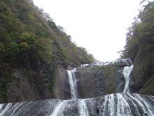 袋田の滝に行ってきました(;^_^A