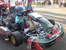 レーシングカート初体験