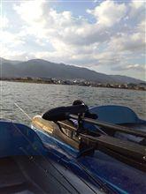 琵琶湖でボウズ。。