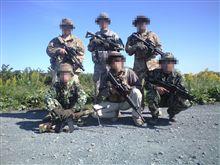 フォトギャラリーをアップしましたよ♪【定例射撃会(2009-11-10) 】