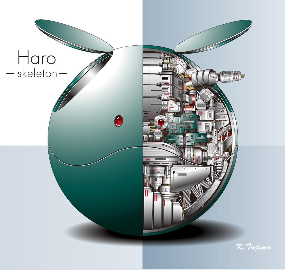 イラストギャラリー5ハロ内部図タジマ K7のブログ Season