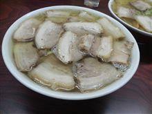 肉そば~(。-∀-)