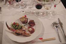 ビストロ キャセロール、秋のワインディナー講座