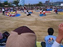 『幼稚園の運動会』