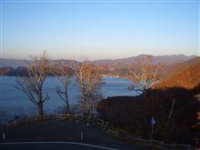 発荷峠展望台(十和田湖)