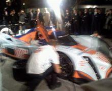 レーシングカー@神谷町