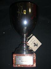 11月1日 FISCO Challenge Cup Japan(CCJ)用トロフィー
