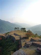 天空の城。竹田城跡