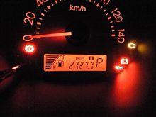 今月の走行距離 2009.10