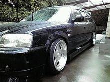 洗車日和♪