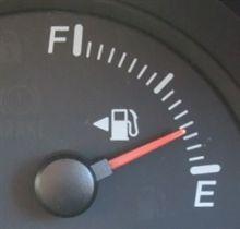 燃費の記録(13.4L)
