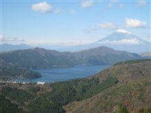 今日の箱根ターンパイクからの富士山^^