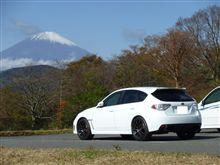 箱根へ慣らし運転