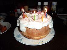 番外編「晩飯シリーズ16&ケーキ」