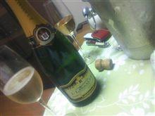 今夜のシャンパン