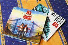 "♪B'zのNEWアルバム""MAGIC"""