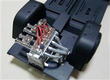 ALPINE RENAULT A110 エンジン