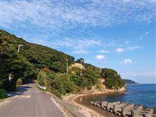 徳島県道200号蒲生田福井線