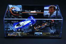 """""""Stefan Bellof """"  Porsche 956K , Tyrrell Ford 012 (MINICHAMPS)"""