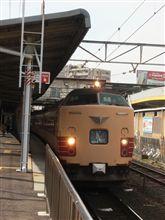 茨木で撮り鉄