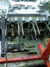 964エンジンオーバーホール