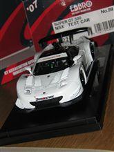 S-GT 2007 NSX ミニチュアモデル