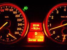 E91・335の燃費