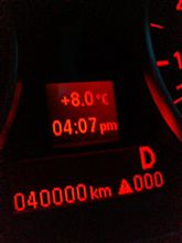 40000キロ