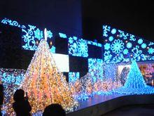 新宿テラスシティのツリー